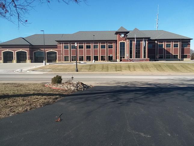 Edwardsville Public Safety Building – Edwardsville, Illinois