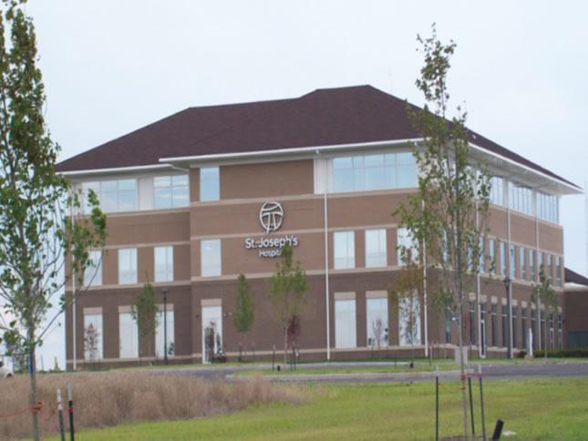 New St. Joseph's Hospital – Highland, Illinois